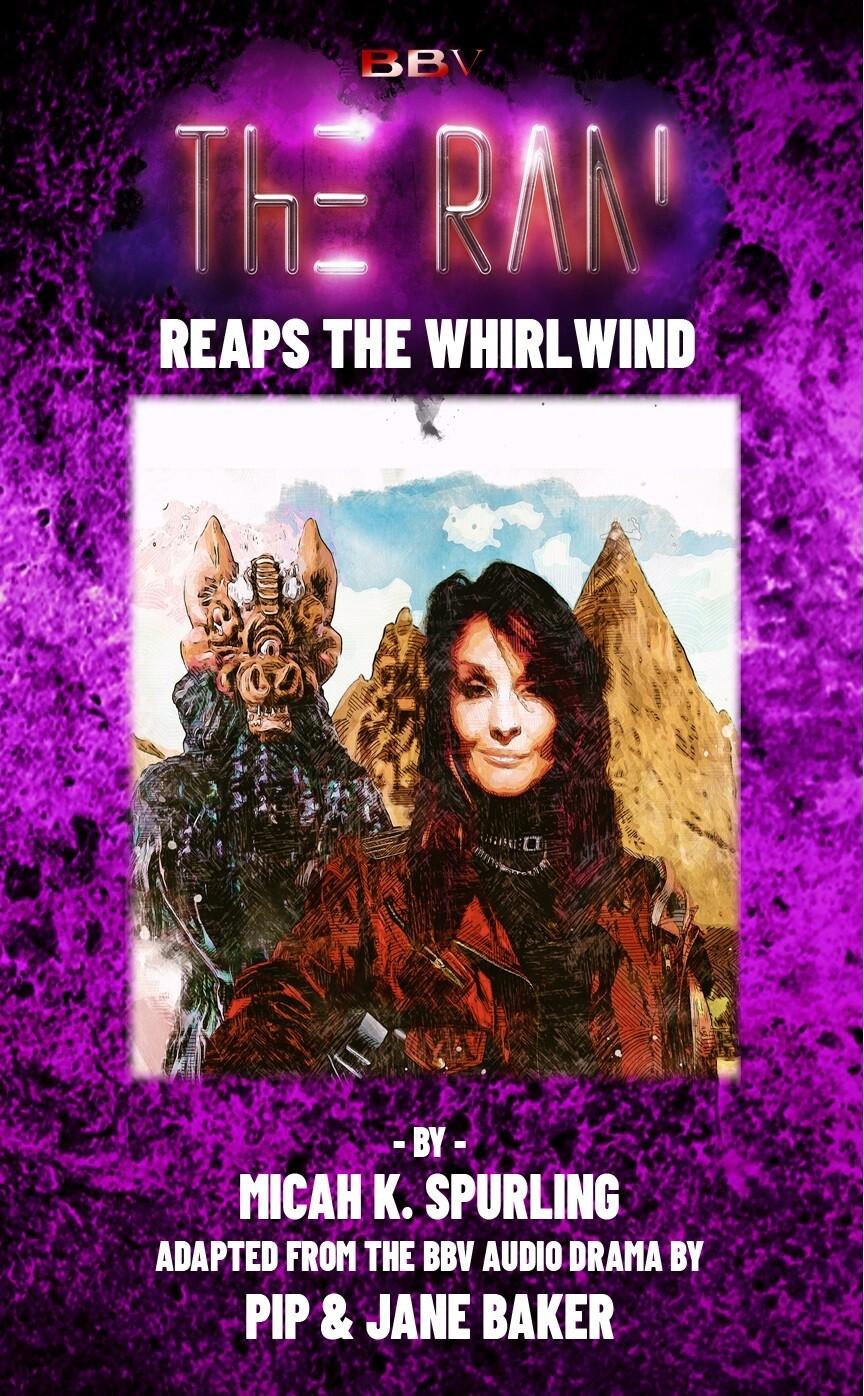 The Rani Reaps the Whirlwind Novelisation (BOOK)