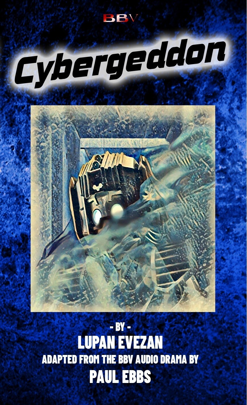 Cybergeddon Novelisation (A5 SIZE BOOK)