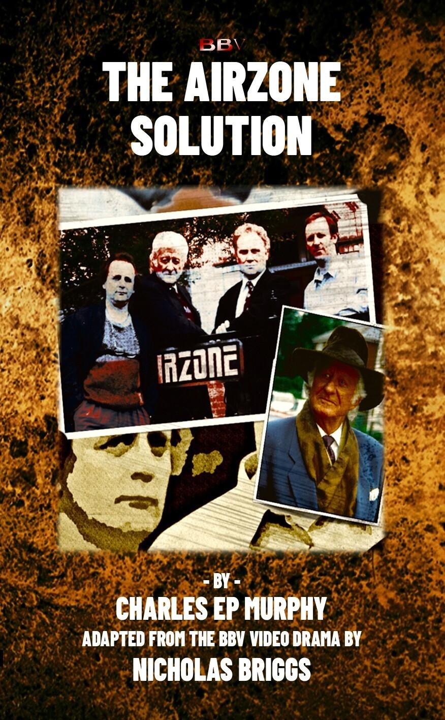 The Airzone Solution Novelisation (POCKET BOOK)