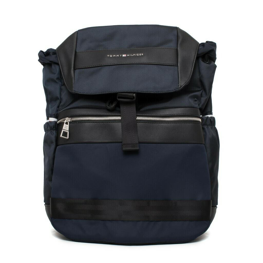 Tommy Hilfiger hátizsák, táska fekete-kék