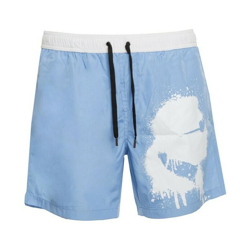 Karl Lagerfeld fürdőnadrág kék