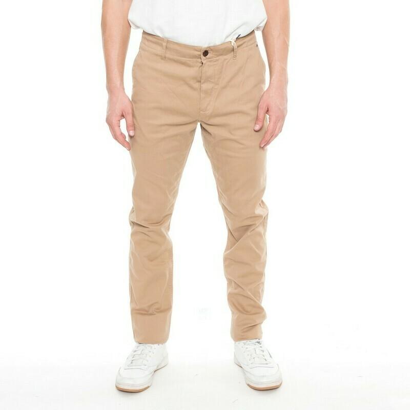 Tommy Jeans férfi bézs, chino nadrág