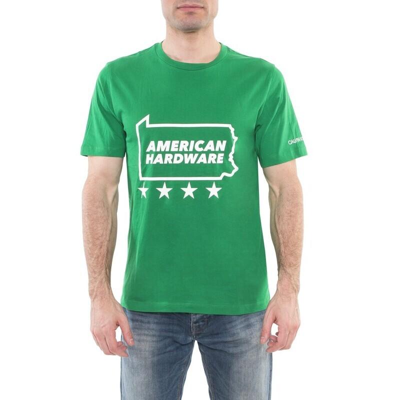 "Calvin Klein Jeans férfi póló ""American Hardware"""