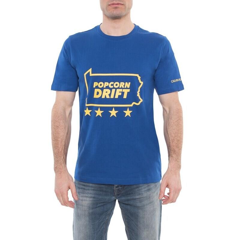 "Calvin Klein férfi póló ""Popcorn Drift"""