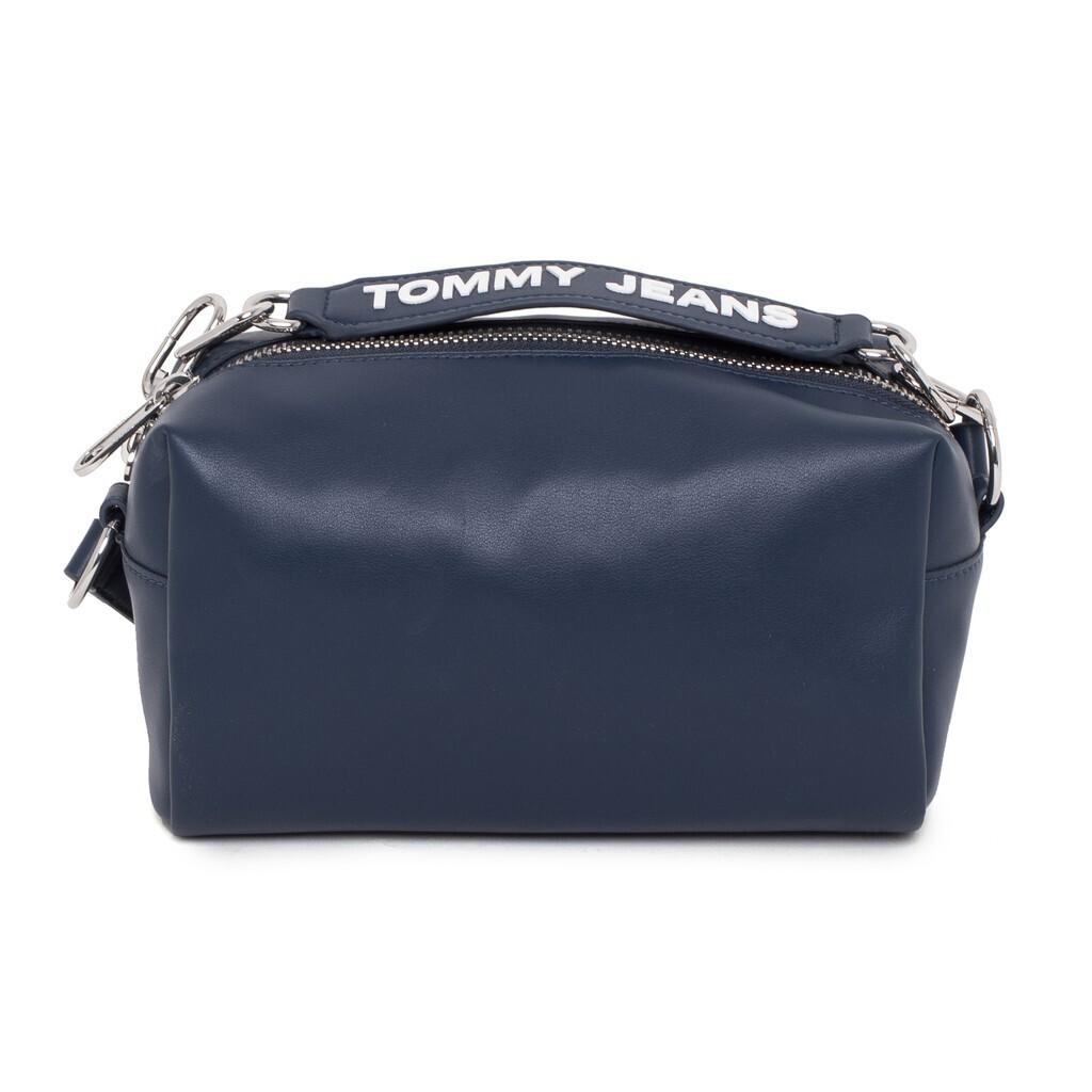 Tommy Hilfiger női bőr táska retikül sötétkék