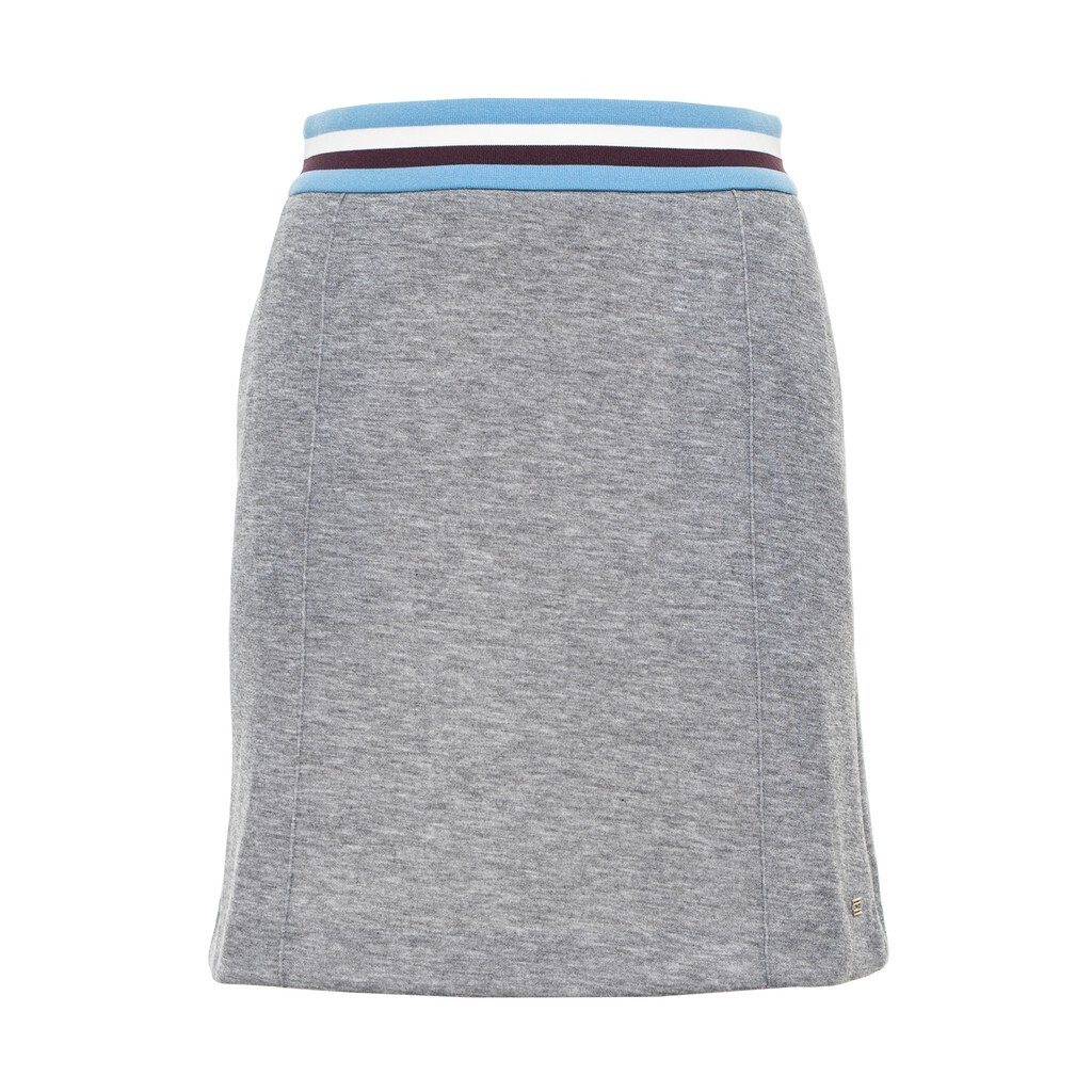 Tommy Hilfiger női szoknya szürke zsebekkel