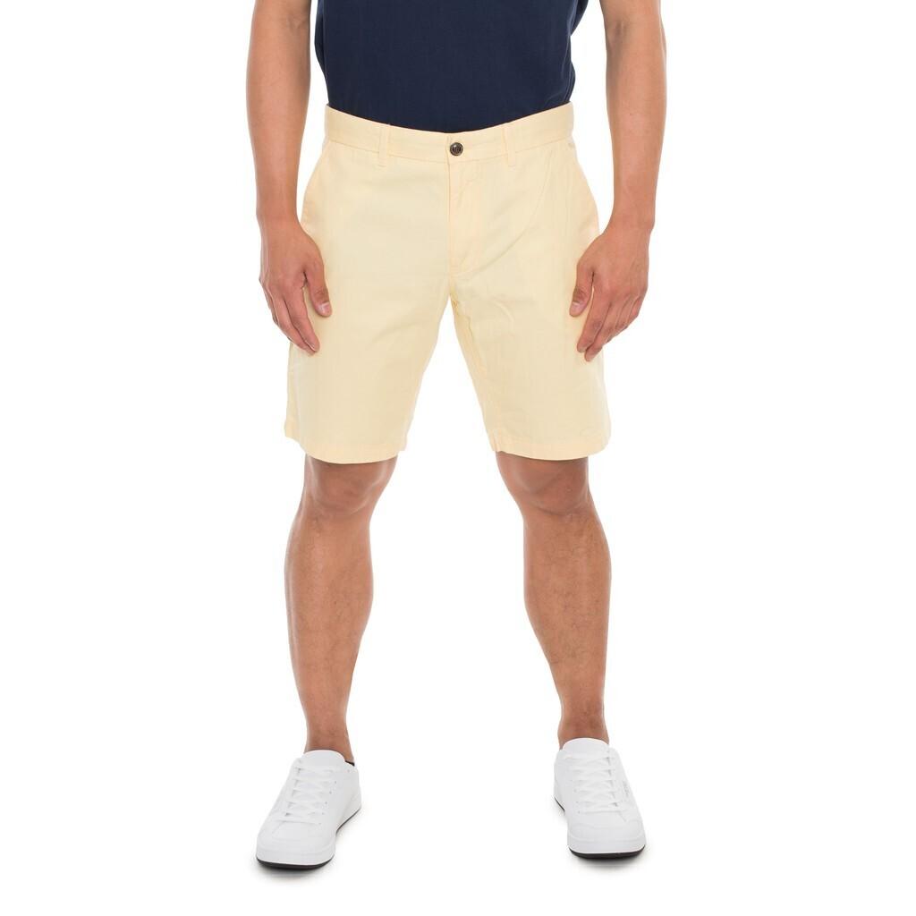 Tommy Hilfiger férfi rövidnadrág bermuda sárga