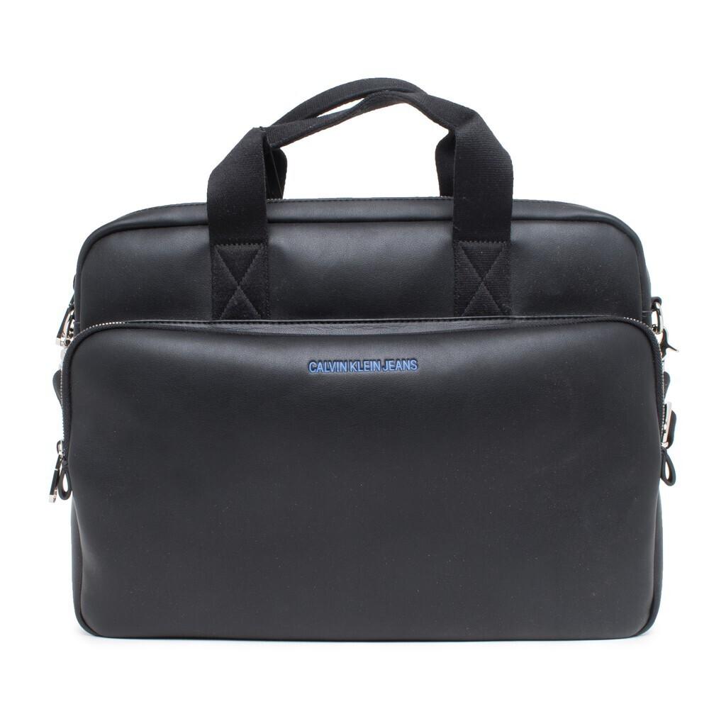 Calvin Klein irattáska, laptoptáska fekete