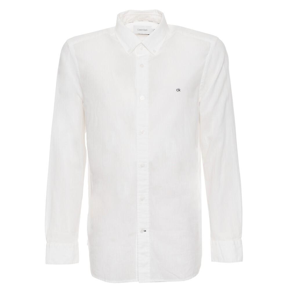 Calvin Klein fehér férfi ing