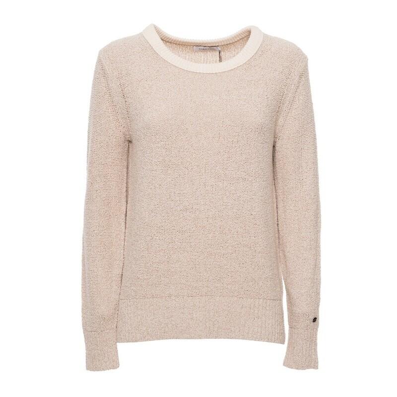 Calvin Klein kötött női pulóver