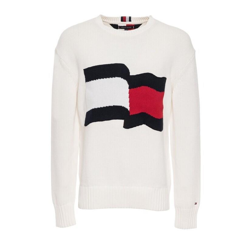 Tommy Hilfiger férfi kötött pulóver sweater
