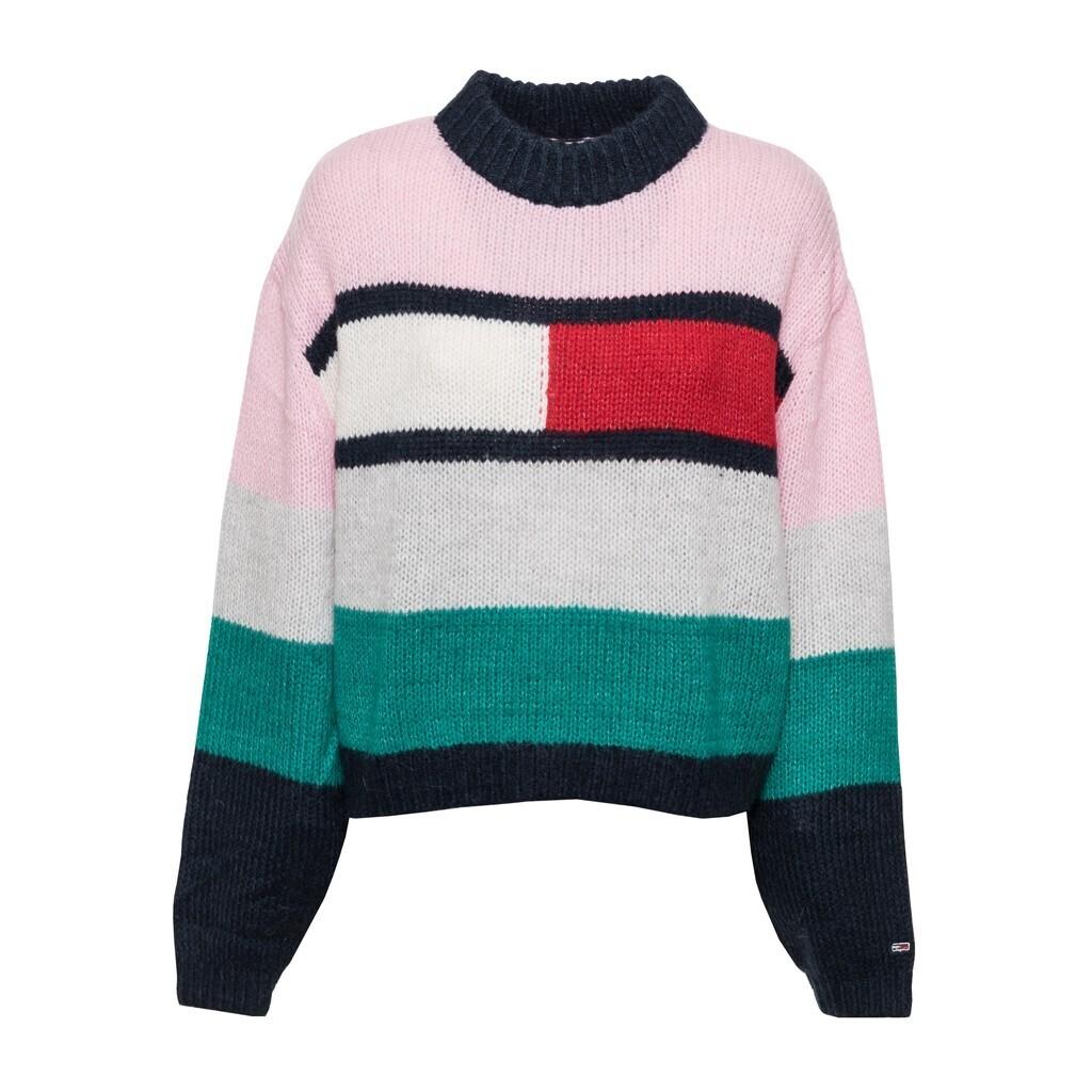 Tommy Jeans női kötött pulóver
