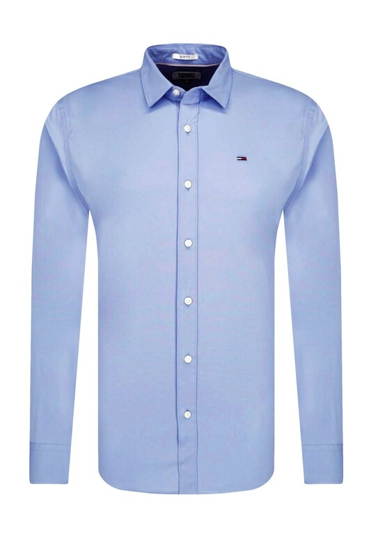 Tommy Jeans férfi ing kék