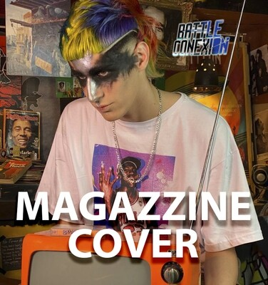 CATEGORIA: MAGAZZINE COVER