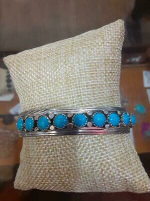 Sterling Silver/ Turquoise 01