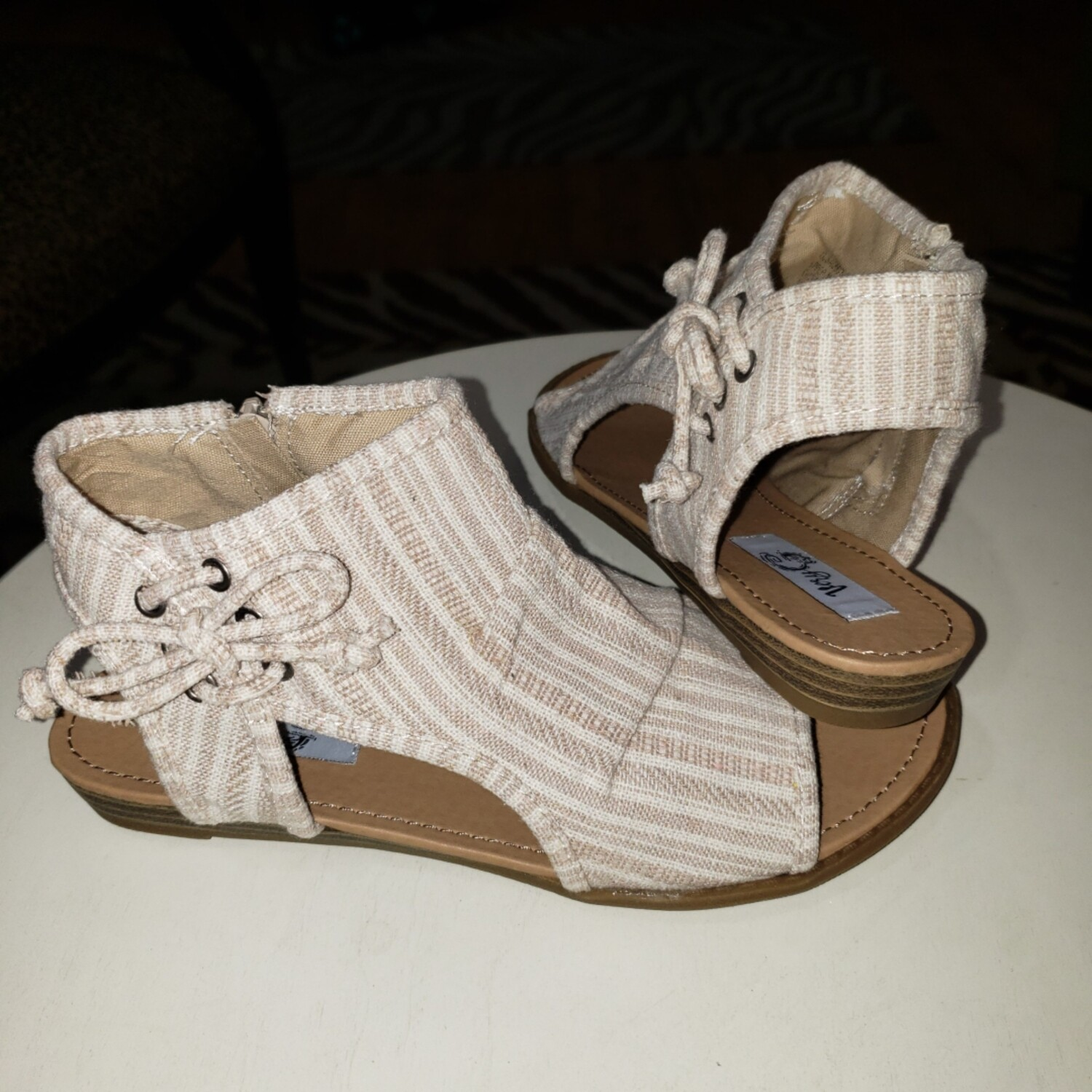 Lucia Ankle Sandals