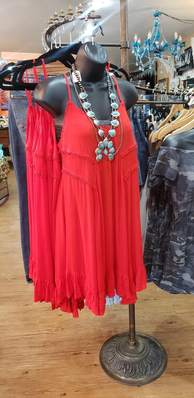 Candy Apple Dress