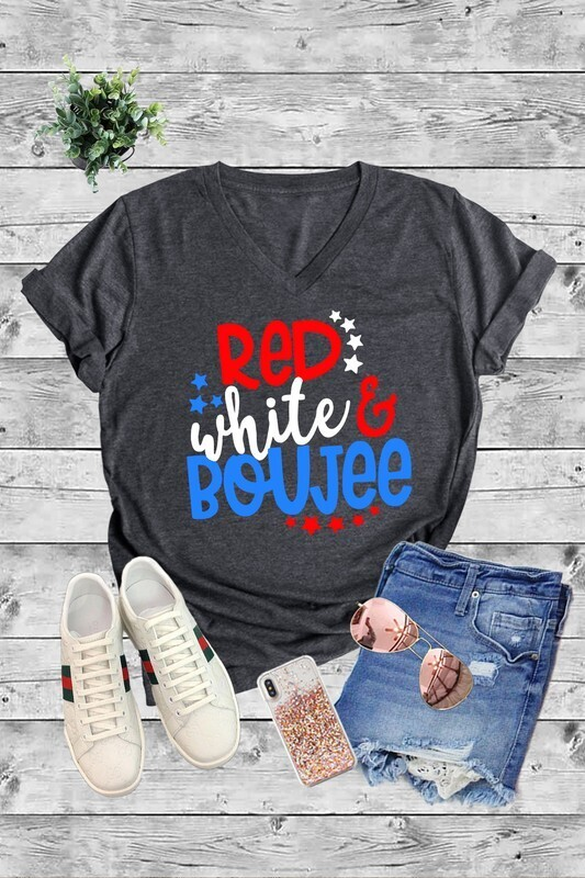 Red White & Boujee