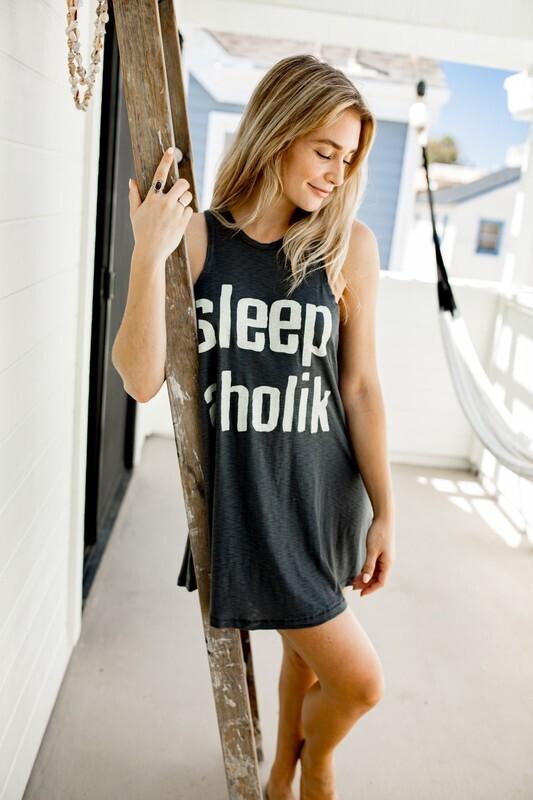 Sleeper Tank Dress