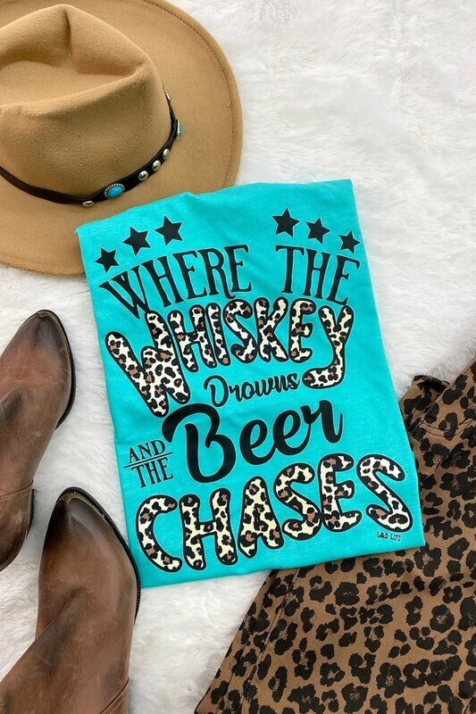 Beer Chases Tee