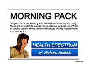 MORNING PACK