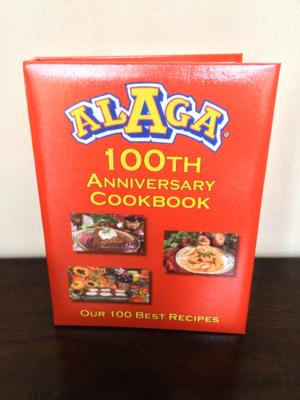 Alaga Syrup Cookbook