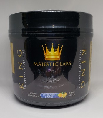 MAJESTIC LABS - THE KING (684GRAMS!!!)