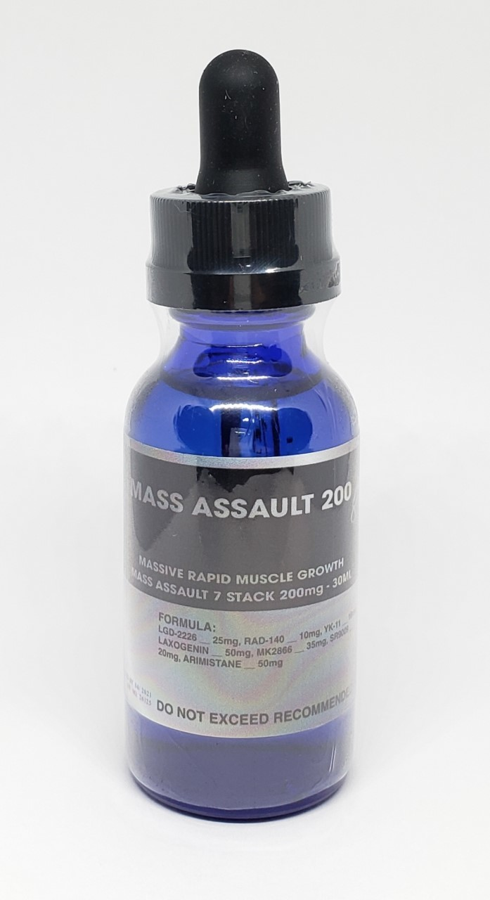 S.L. MASS ASSAULT 200 (7 STACK)