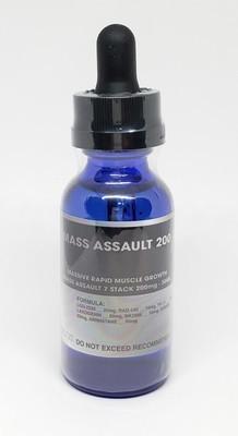 S.L. MASS ASSAULT 200 (7 STACK)