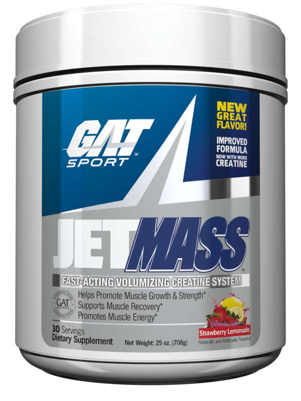 GAT Sport - JETMASS