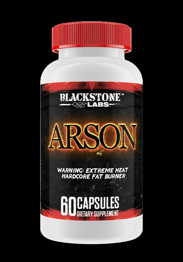 BLACKSTONE LABS - ARSON