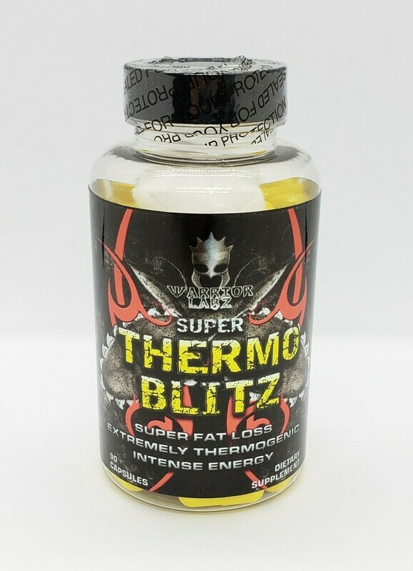 WARRIOR LABZ - SUPER THERMO BLITZ (ORIGINAL)