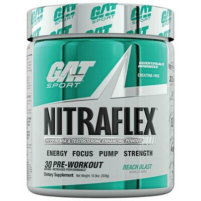 GAT - NEW!! ADVANCED NITRAFLEX