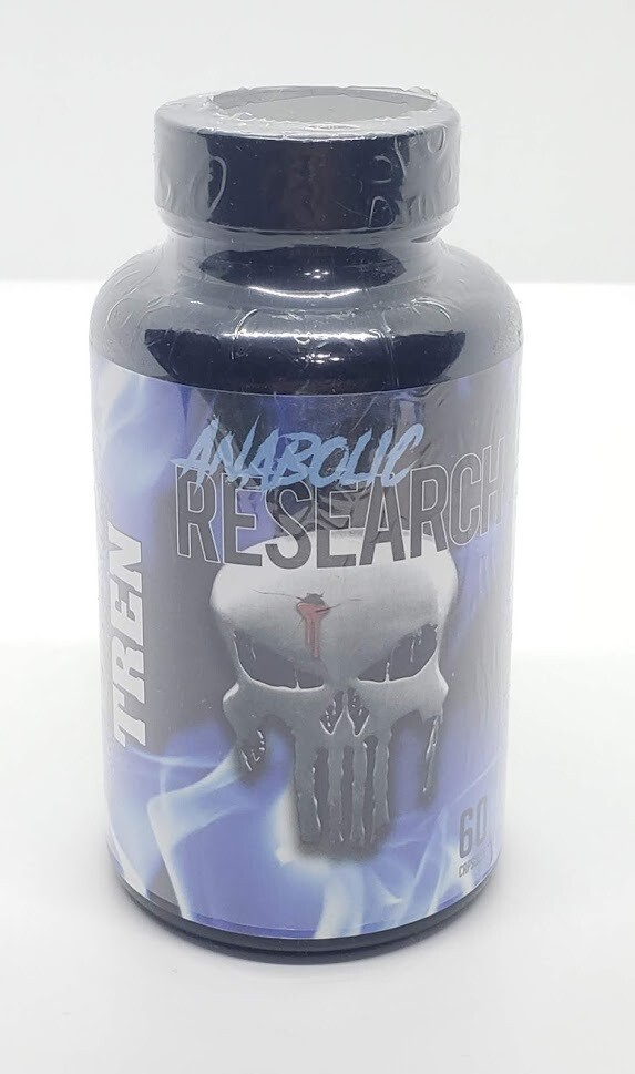 ANABOLIC RESEARCH - TREN