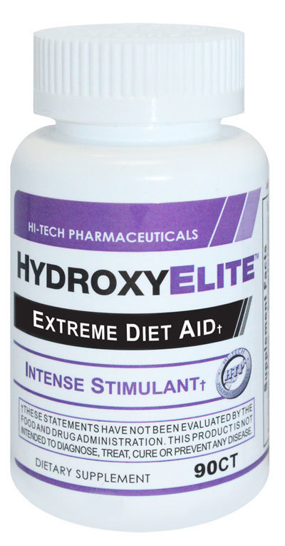 HI-TECH PHARMACEUTICALS - HYDROXY ELITE