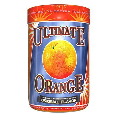HI-TECH PHARMA - Ultimate Orange (Protein Energy Pre-Workout)