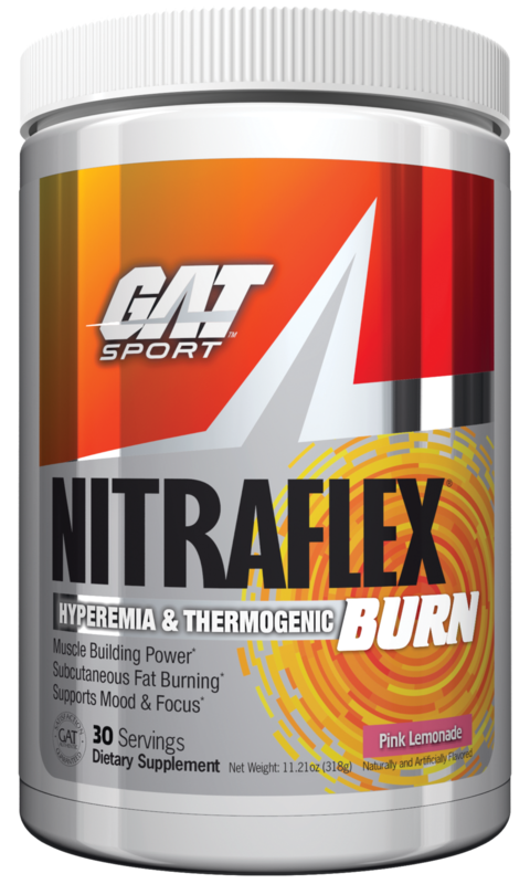 GAT Sport - (NEW!) NITRAFLEX BURN