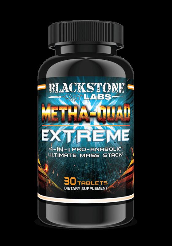 BLACKSTONE LABS - METHA-QUAD EXTREME