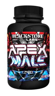 BLACKSTONE LABS - APEX MALE