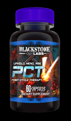 BLACKSTONE LABS - PCT V