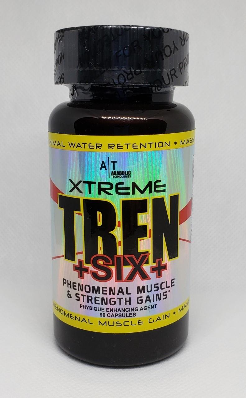 ANABOLIC TECHNOLOGIES - XTREME TREN+6