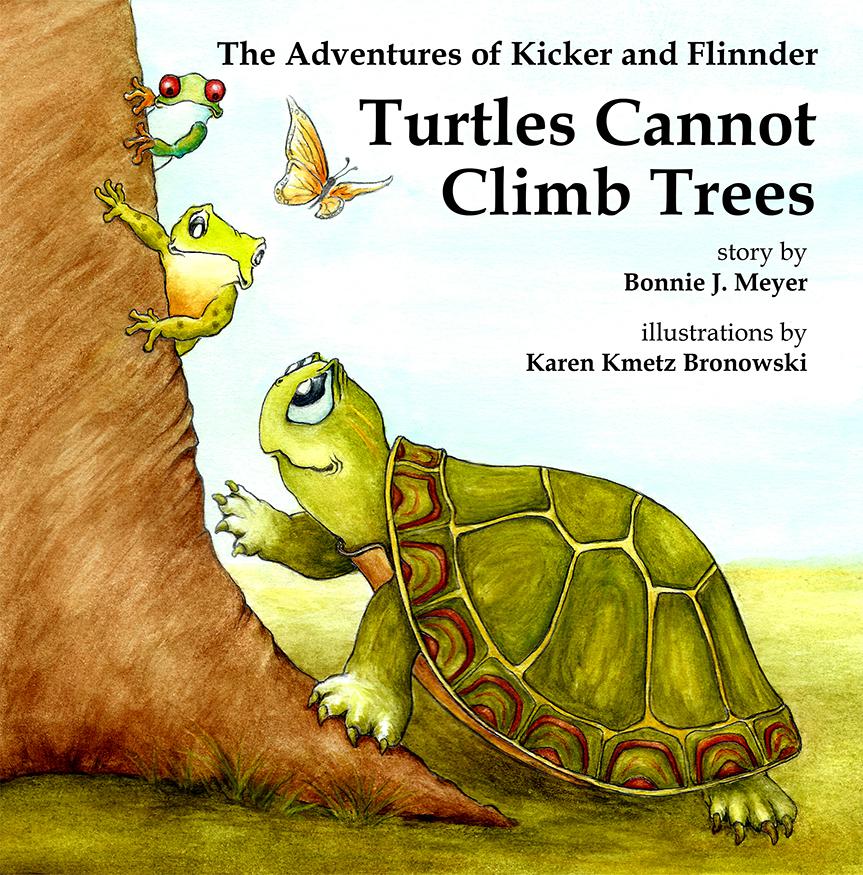 Turtles Cannot Climb Trees