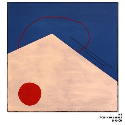 Medium Geometric Abstraction #66