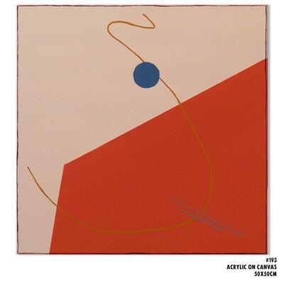 Medium Geometric Abstraction #193