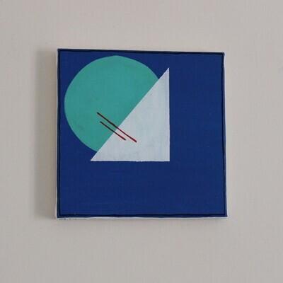 Geometric Abstraction Mini's
