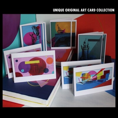 Greeting Cards Architecture Collection