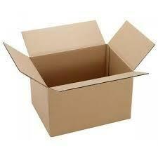 SET 50 Cutie de carton in 5 straturi CO5.  Dimensiune 30x30x25 cm