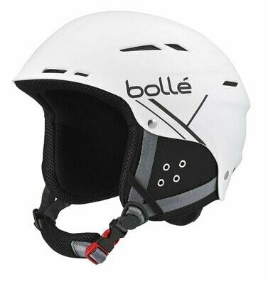 2019 Шлем BOLLE B-FUN Soft White \ Black