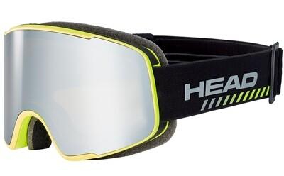 2021 Маска HEAD HORIZON 2.0 SUPERSHAPE черн.-желт. кат. 2