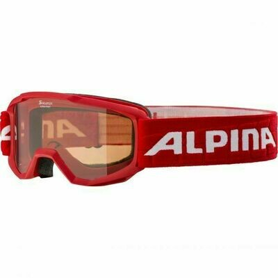 2020 Маска ALPINA Piney красн. кат. 2